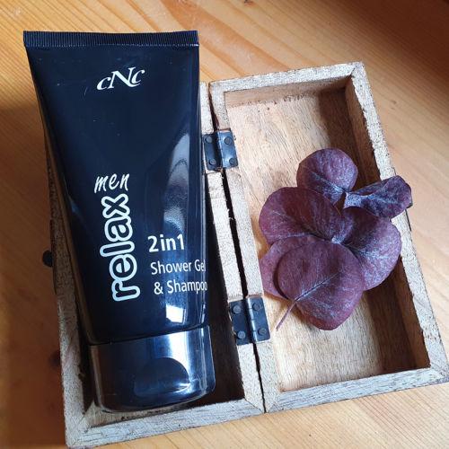 MÄNNER – CNC Men Relax 2in1 Shower Gel & Shampoo – 150ml